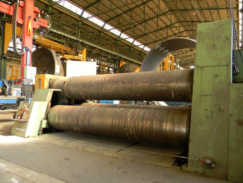 Cold rolling machine (thk. 60 mm x 3.000 mm width)