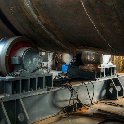 Welding rotators (up to 650 t)