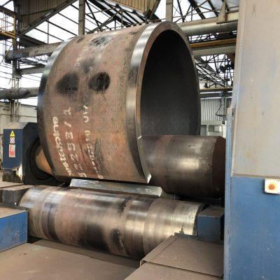 Cold rolling machine (thk. 180 mm x 3.000 mm width)