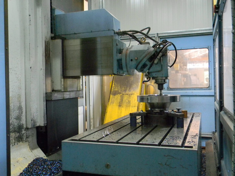 Machining of nozzles